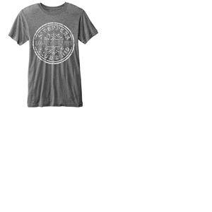 T-shirt The Beatles Burn-out: Sgt. Pepper Drum