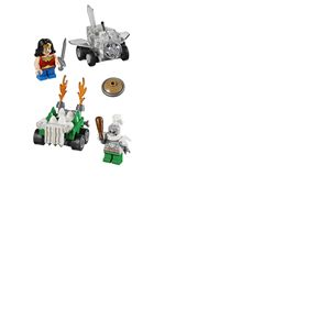 LEGO® DC Universe Super Heroes™ Mighty Micros Wonder Woman™ contre Doomsday™