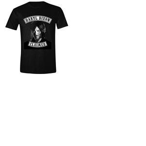 T-shirt The Walking Dead - Daryl Dixon Claimed