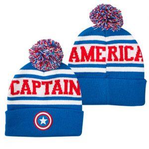 Casquette Captain América
