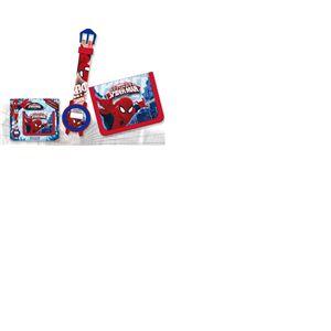 Coffret Cadeau Montre+Portefeuille Spider-Man