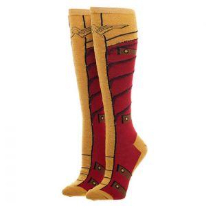 Chaussettes Montantes Costume Wonder Woman