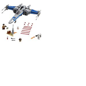 LEGO® Star Wars™ Episode VII X-Wing Fighter™ de la Résistance