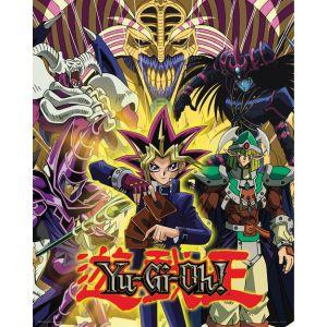 Poster Yu Gi Oh! - Yugi and Monsters