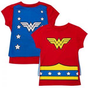T-shirt Wonder Woman - Costume