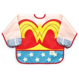 Bavoir avec Manches Wonder Woman - Costume