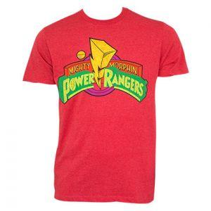 T-shirt Power Rangers Classic