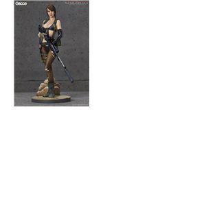 Metal Gear Solid V The Phantom Pain statuette 1/6 Quiet 30 cm