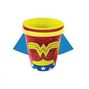 Verre à Shot Wonder Woman - Costume & Cape