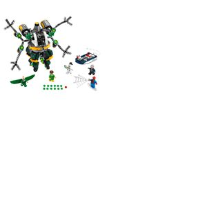 LEGO® Marvel Super Heroes™ Spider-Man le piège à tentacules de Doc Ock