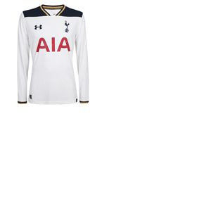 Maillot de Football Manches Longues Tottenham Hotspur FC Home 2016-2017