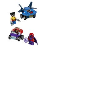 LEGO® Marvel Super Heroes™ Mighty Micros Wolverine contre Magneto