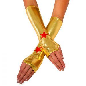 Gantelets Cosplay Wonder Woman