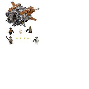 LEGO® Star Wars™ Episode VII Le Quadjumper™ de Jakku