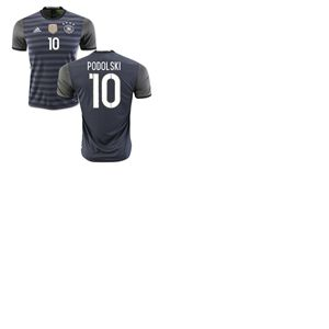 Maillot Allemagne Football 2016-2017 Away