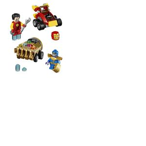 LEGO® Marvel Super Heroes™ Mighty Micros Iron Man contre Thanos