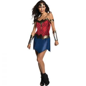 Costume Cospaly Wonder Woman - Film
