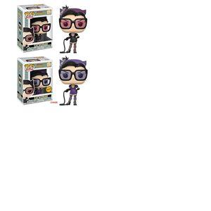 DC Comics Bombshells assortiment POP! Heroes Vinyl figurines Catwoman 9 cm (6)