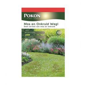 Herbicide - mauvaises herbes - mousse - pelouse - Pokon
