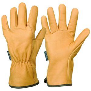 Rostaing Toustypes de gants en cuir et hydrofuges pourtravaux de jardin taille 6