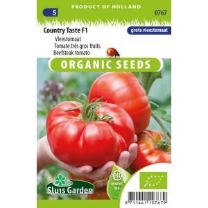 Tomate très gros fruits, Country Taste F1 EKO