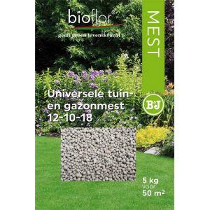 12-10-18 Engrais granulé 5 kg. - Bioflor