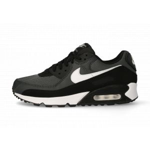 Nike Homme Air Max 90 Grise Blanche Et Noire Running