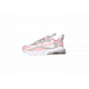 Nike Air Max 270 React Bébé Rose Et Grise 25 Running