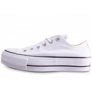 Converse Chuck Taylor All Star Lift Blanche Femme Baskets