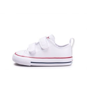 Converse Chuck Taylor All Star Blanche Bébé Baskets