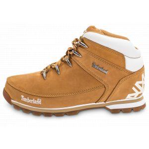 Timberland Euro Sprint Hiker Beige Boots Homme