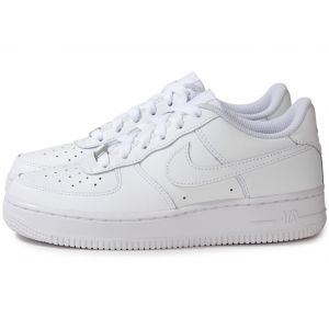Nike Air Force 1  Blanche Baskets Enfant