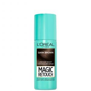 Spray instantanéeffaceur de racinesMagic Retouch de L'Oréal Paris - châtain(75 ml)