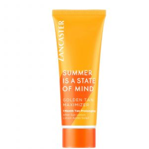 Lancaster Sun Tan Maximizer After Sun Lotion Travel 75ml