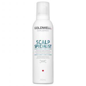 Shampooing mousse sensitif Scalp Specialist Goldwell Dualsenses 250ml