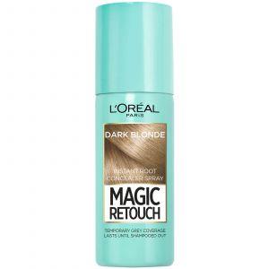 Spray instantané effaceur de racines Magic Retouch de L'Oréal Paris - Blond foncé (75 ml)