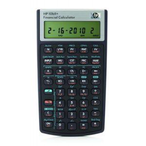 Calculatrice de bureau - HP - 10BII+ - Calculs financiers
