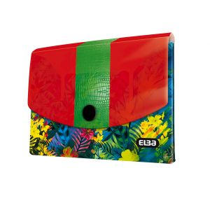 Chemise pochette Miss Jungle A7 - ELBA - Coloris assortis