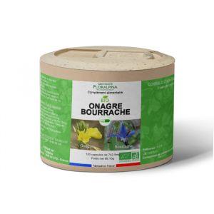 Onagre - Bourrache BIO / Vitamine E 120 capsules