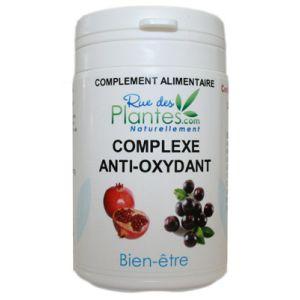 Complexe Anti-oxydant 120 gélules