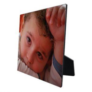 Cadre photo personnalisé en bois