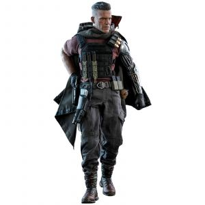 Hot Toys Deadpool 2 Movie Masterpiece Action Figure 1/6 Cable 30 cm