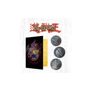 Yu-Gi-Oh! Coin Album Set (Includes All 3 Collectible Coins)