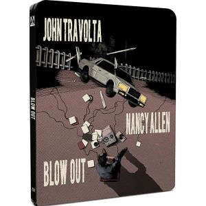 Blow Out - Steelbook Edition