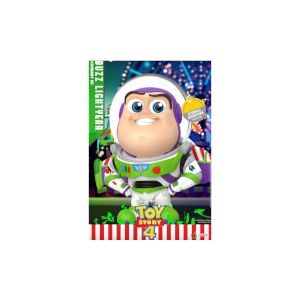 Figurine Cosbaby Buzz l'Éclair Toy Story 4 - Taille S - Hot Toys