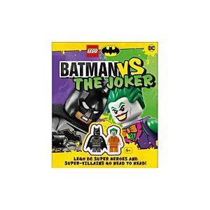 DK Books LEGO Batman Batman Vs. The Joker Hardback