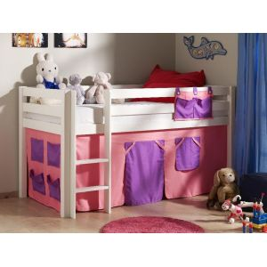 lit enfant sureleve habitat comparer 796 offres. Black Bedroom Furniture Sets. Home Design Ideas