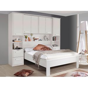 lit pont 140 comparer 26 offres. Black Bedroom Furniture Sets. Home Design Ideas