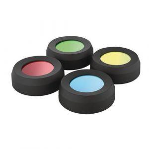 Filtres 4 couleurs 36mm pour MH10 H8R H14.2 H14R.2,