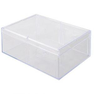 Boîte LAB 6 cristal 360 x 240 x 110 mm,